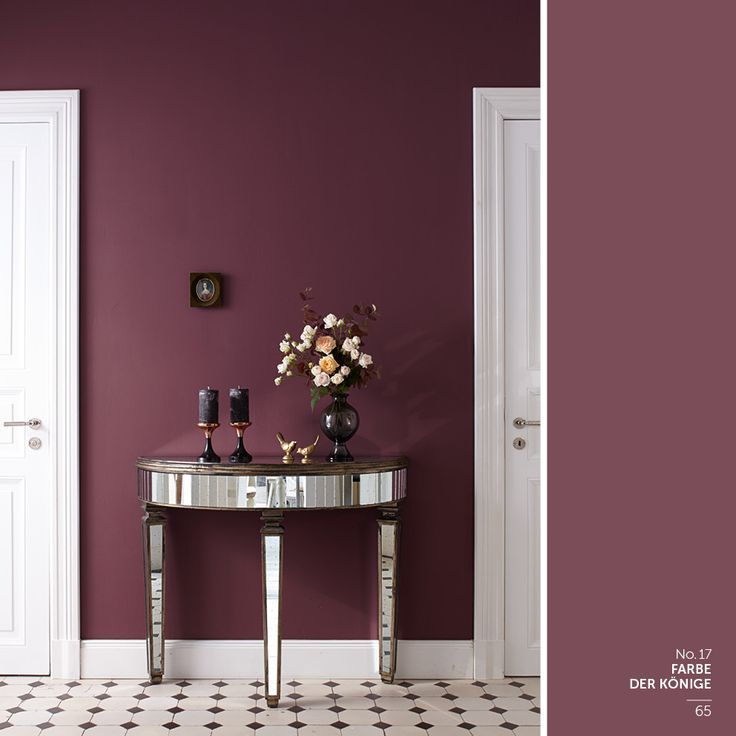 Alpina Feine Farben Farbenfuhrer Info Broschure In 2020 Feine Farben Zimmer Farben Haus Deko