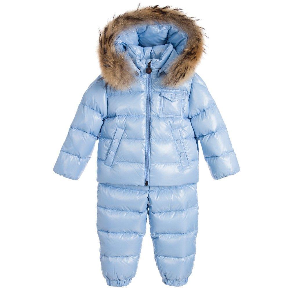 moncler baby snowsuit sale