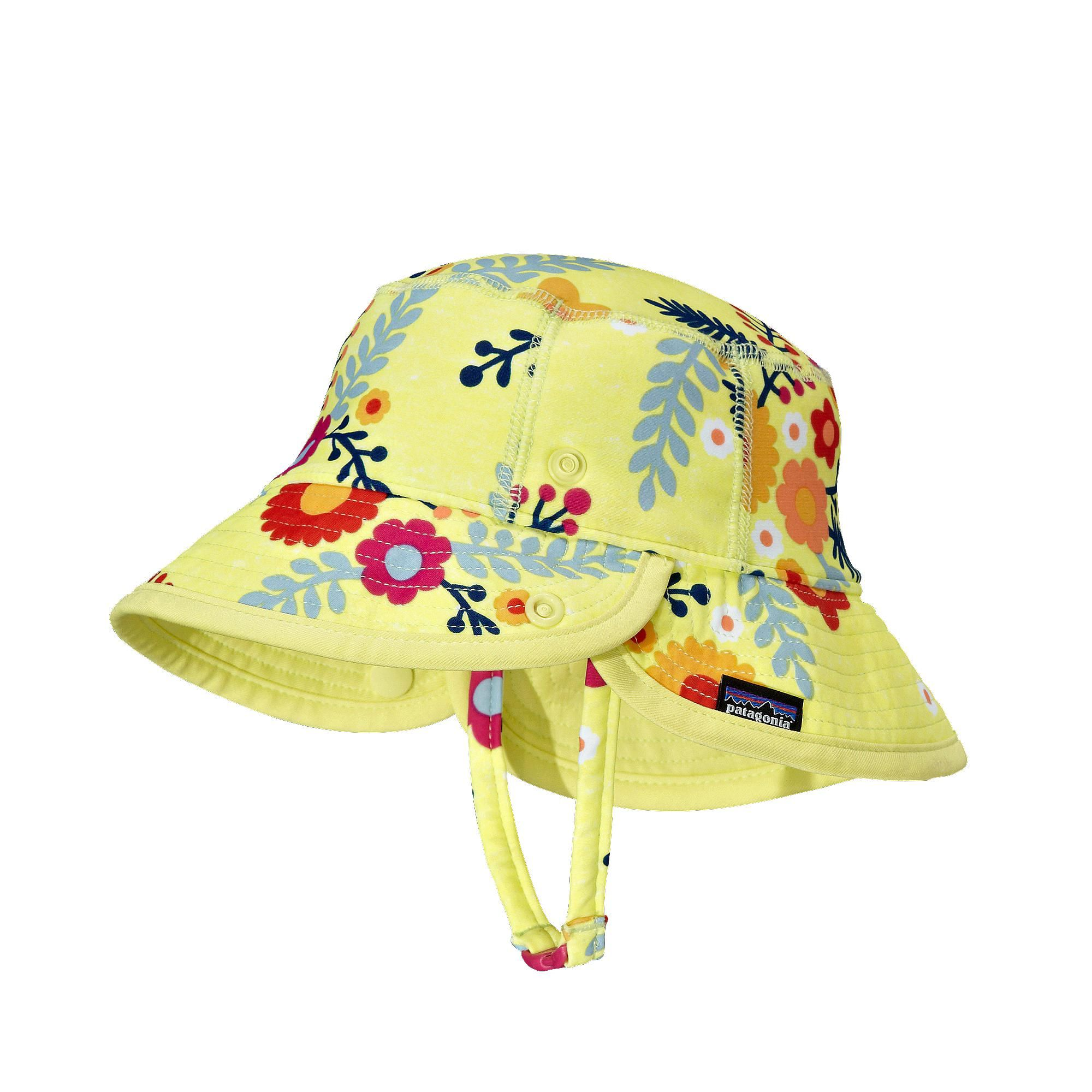 a59d13c70 The perfect baby sun hat for the beach: the Patagonia Baby Little ...