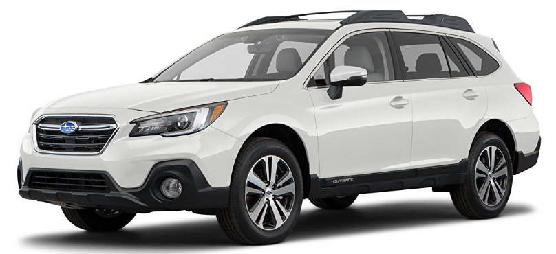 2018 Subaru Outback Limited 2 5i Crystal White Pearl Epa Classification Small Sport Utility Vehicles 4wd Mpg 32 Highwa Subaru Outback Subaru Forester Subaru