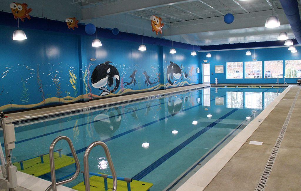 Swim School Fills Into Former Martin S Site Swim School