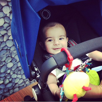8 Tips For Traveling with a 3-month-old