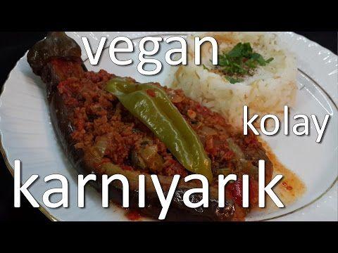 Karnıyarık | Vegan Mutfak