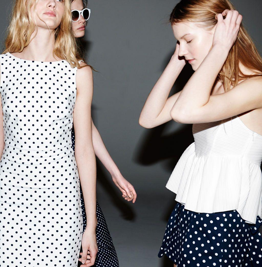 Fashion week March trf zara lookbook for lady