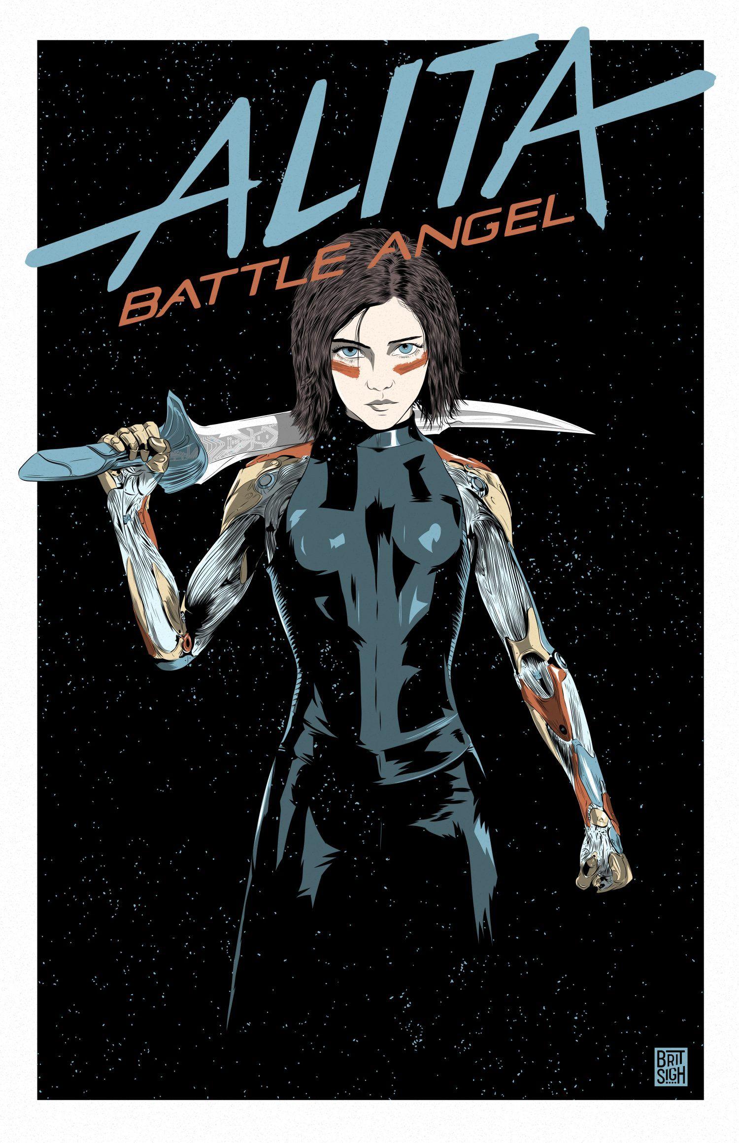 Alita Battle Angel Alita movie, Alternative movie