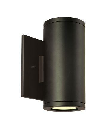 CSL Lighting SS1020A Silo 2 Light Outdoor Wall Light