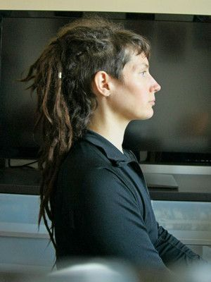 pinearth mama on spanish mullet hair in 2020  dread