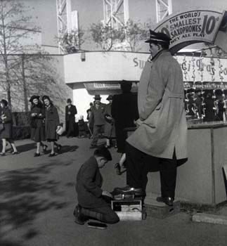 John Albok, Business is Business, NY World's Fair, 1939