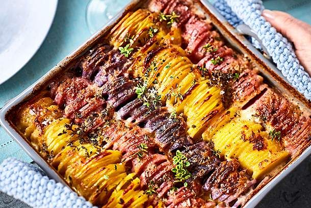 Kartoffelgratin für Gourmets Rezept | LECKER