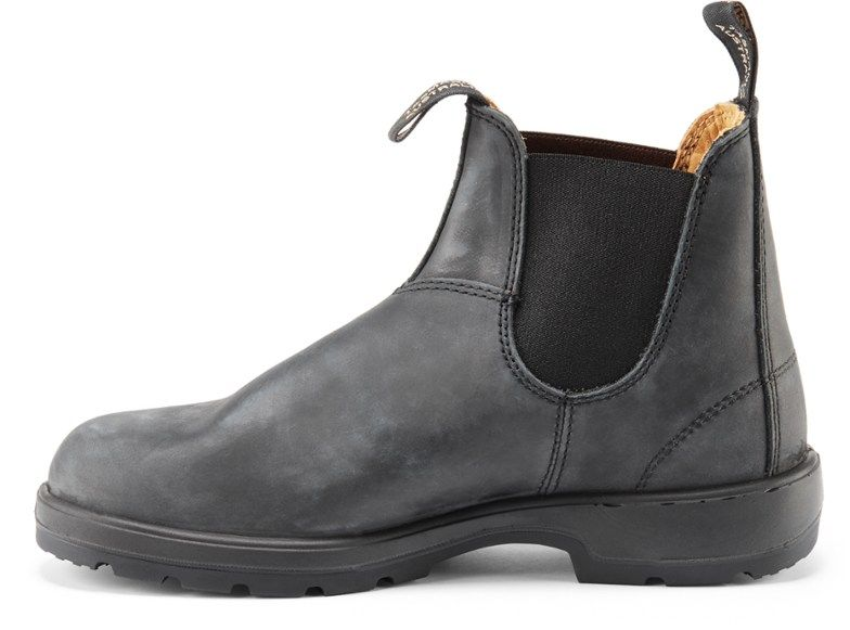 Blundstone Men S 550 Boots Rustic Brown 14 Boots Chelsea Boots Blundstone Mens