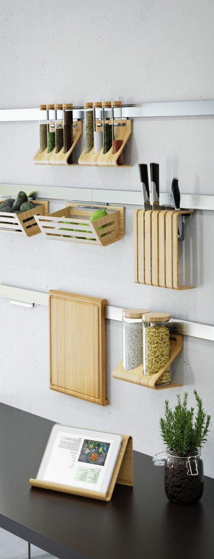 Aus ideen für die küche    ideen für wandgestaltung küche zum entlehnen