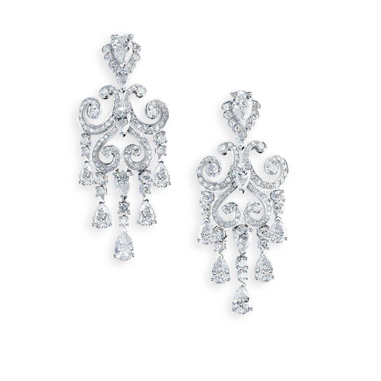FABERGE Giselle earrings / Сережки Giselle от FABERGE