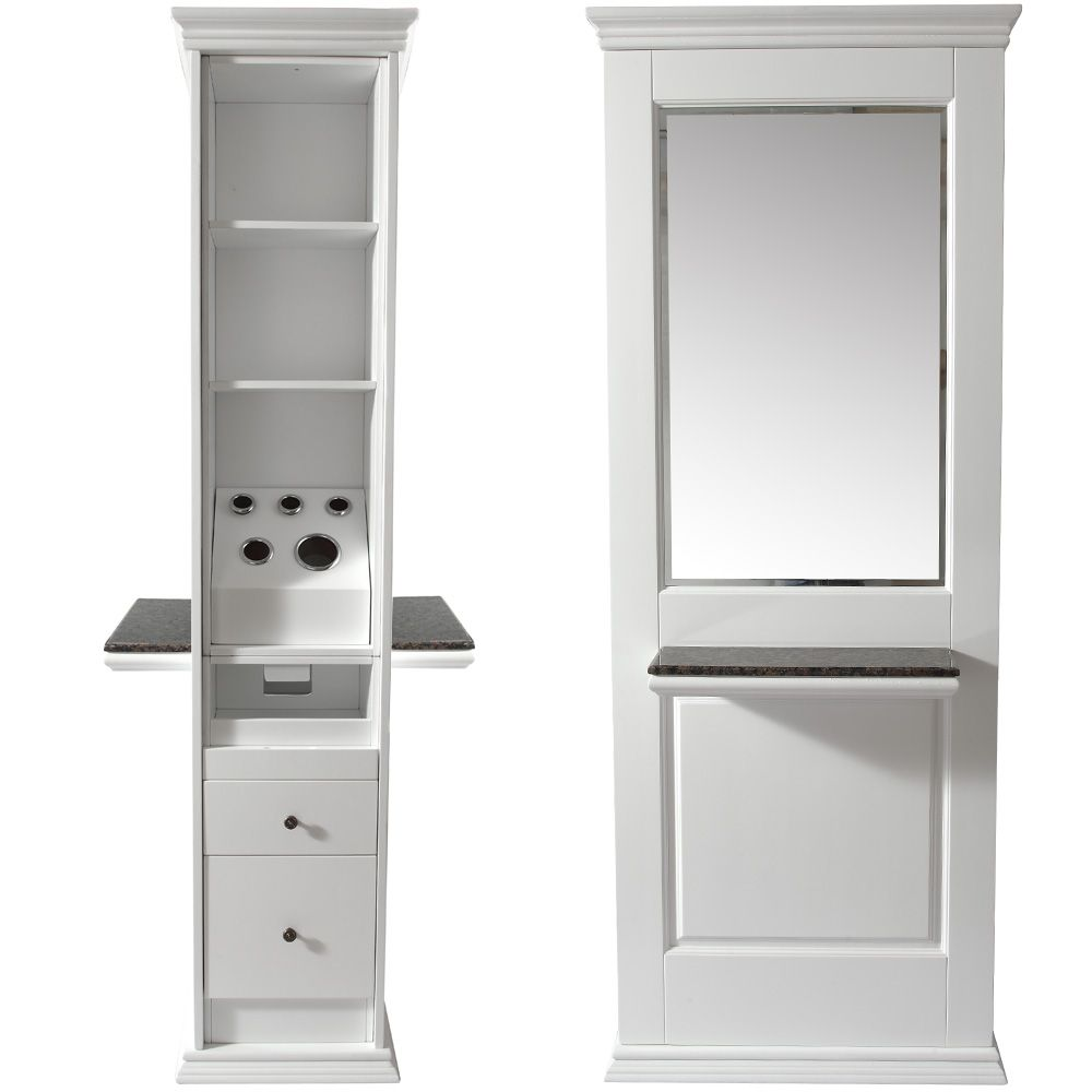 Marilyn Double-Sided Styling Station WS-85W