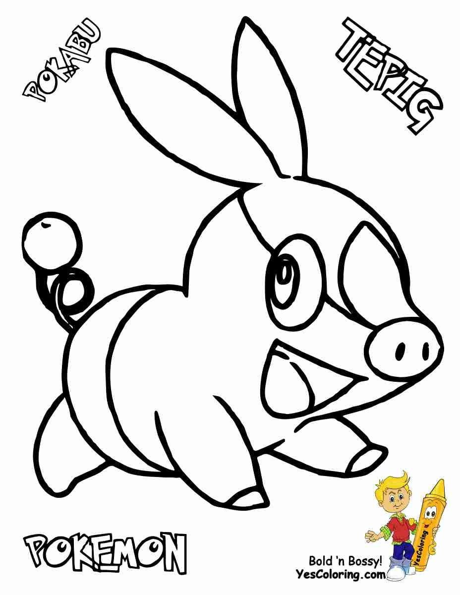 Pokemon Coloring Pages Emboar Pokemon Coloring Pages Pokemon