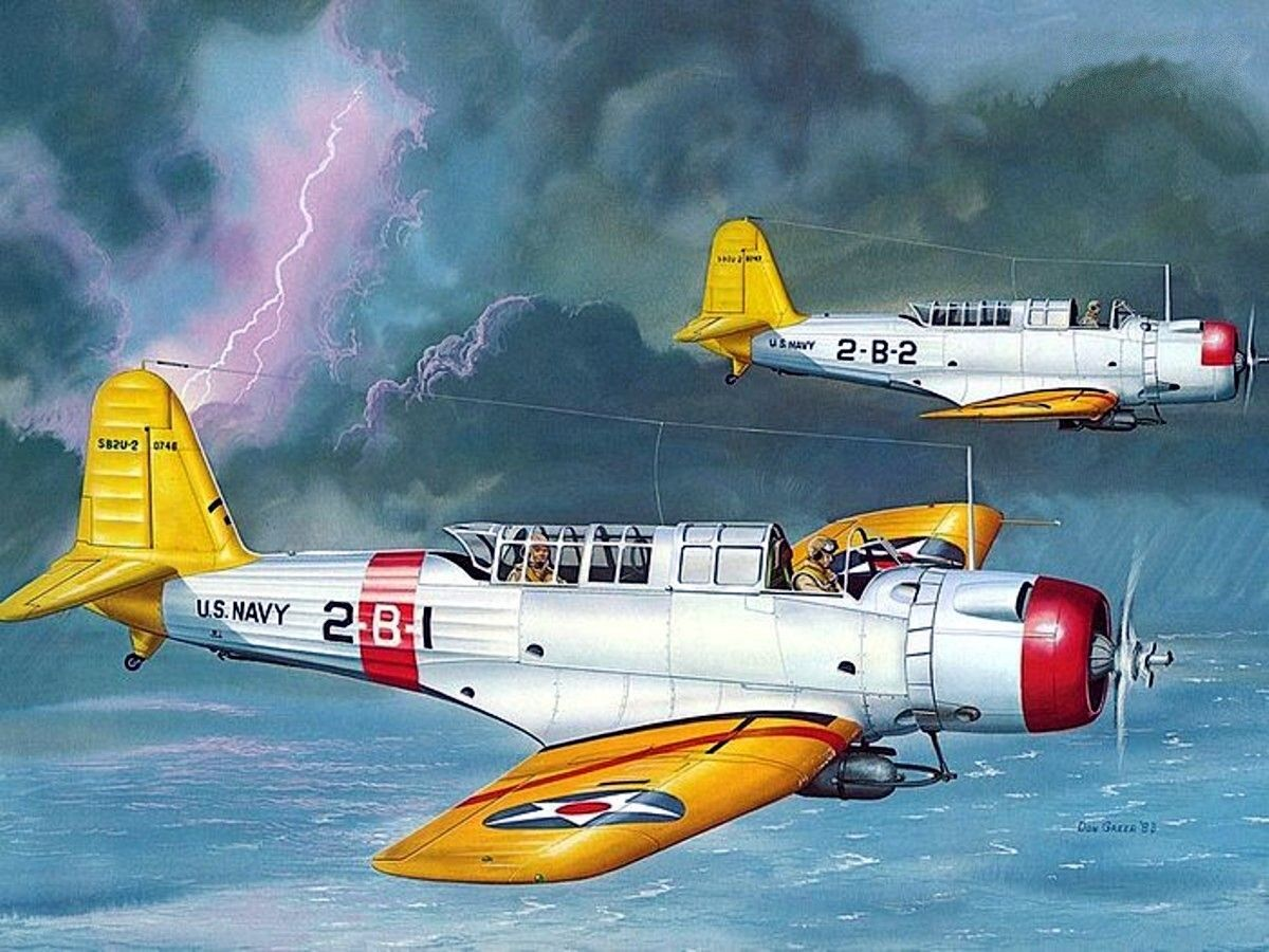 Обои painting, don greer, german fighter, Fw 190, aviation, war, ww2. Авиация foto 9
