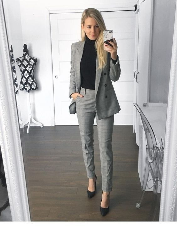 40 Most Popular Casual Work Outfit Ideas #businessattire