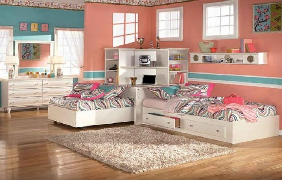 Kids Twin Beds twin beds for your children : colorfull ...