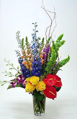 Avante Gardens Florist | Flower arrangements, Beautiful flowers, Garden vases