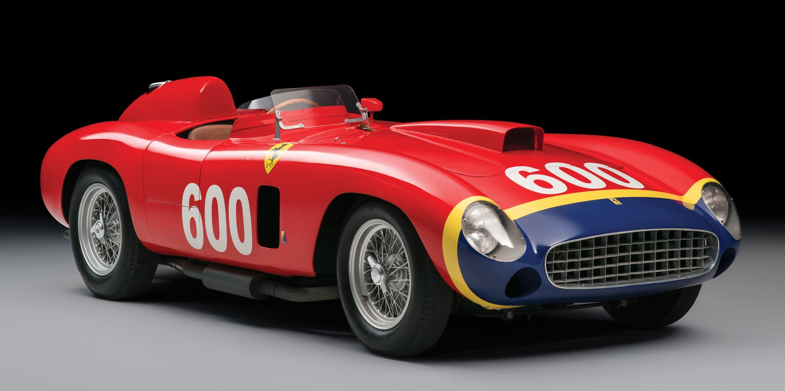 1956 Ferrari 290 MM Maintenance/restoration of old/vintage vehicles: the material for new cogs/casters/gears/pads could be cast polyamide which I (Cast polyamide) can produce. My contact: tatjana.alic@windowslive.com
