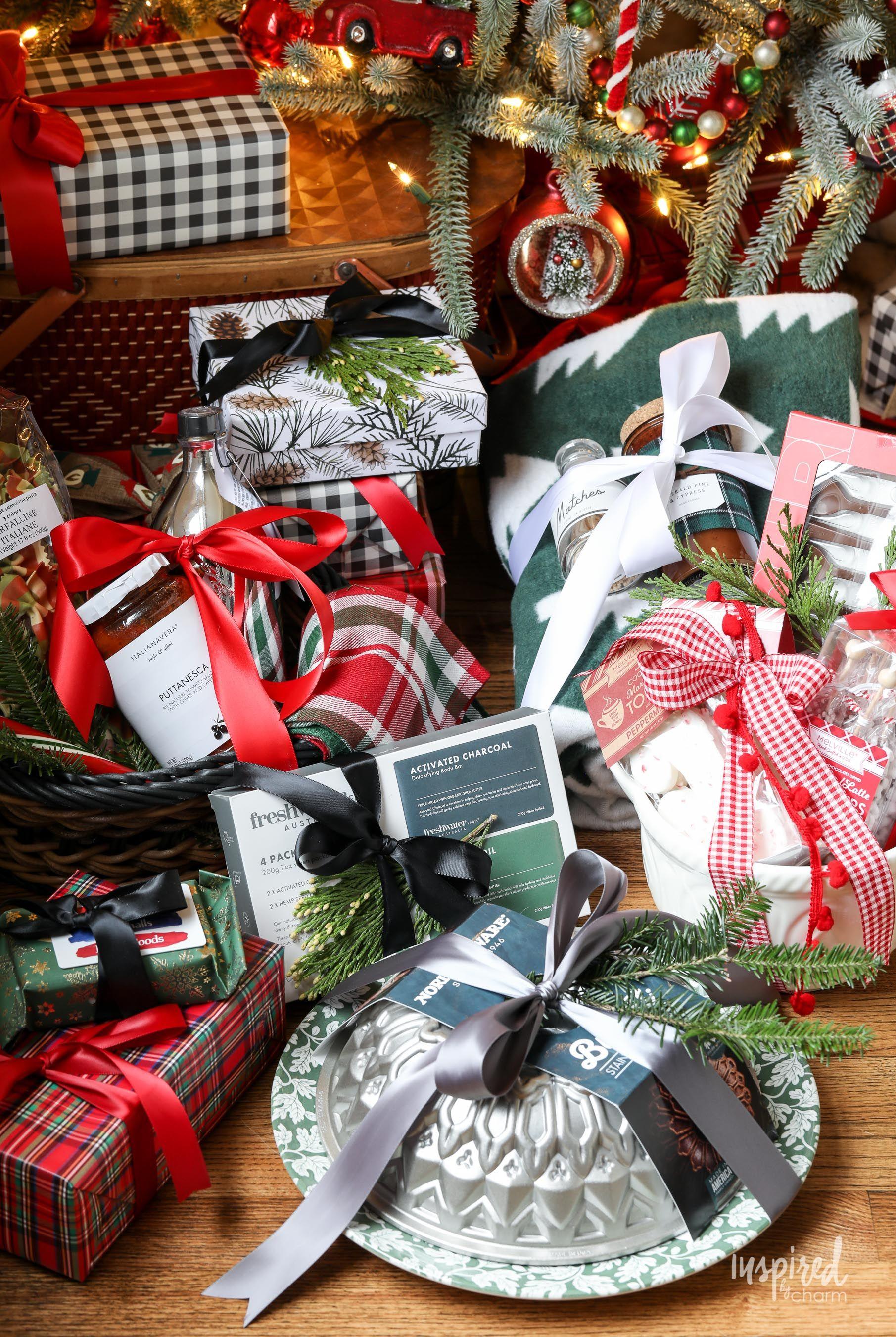 Creative Hostess / Secret Santa / Yankee Swap Gift Ideas ...