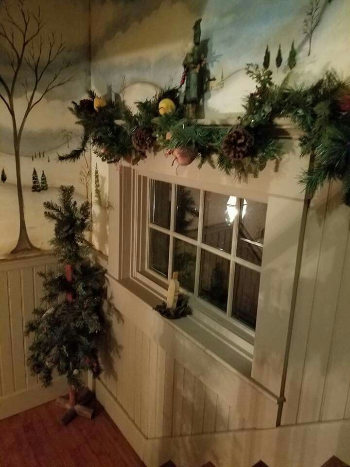 Pin by Bonnie Lucente on ~*Christmas Joy*~ Pinterest Primitives - primitive christmas decorations