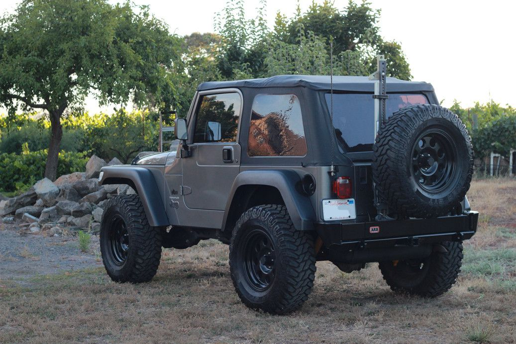 2000 Highline TJ American Expedition Vehicles Product