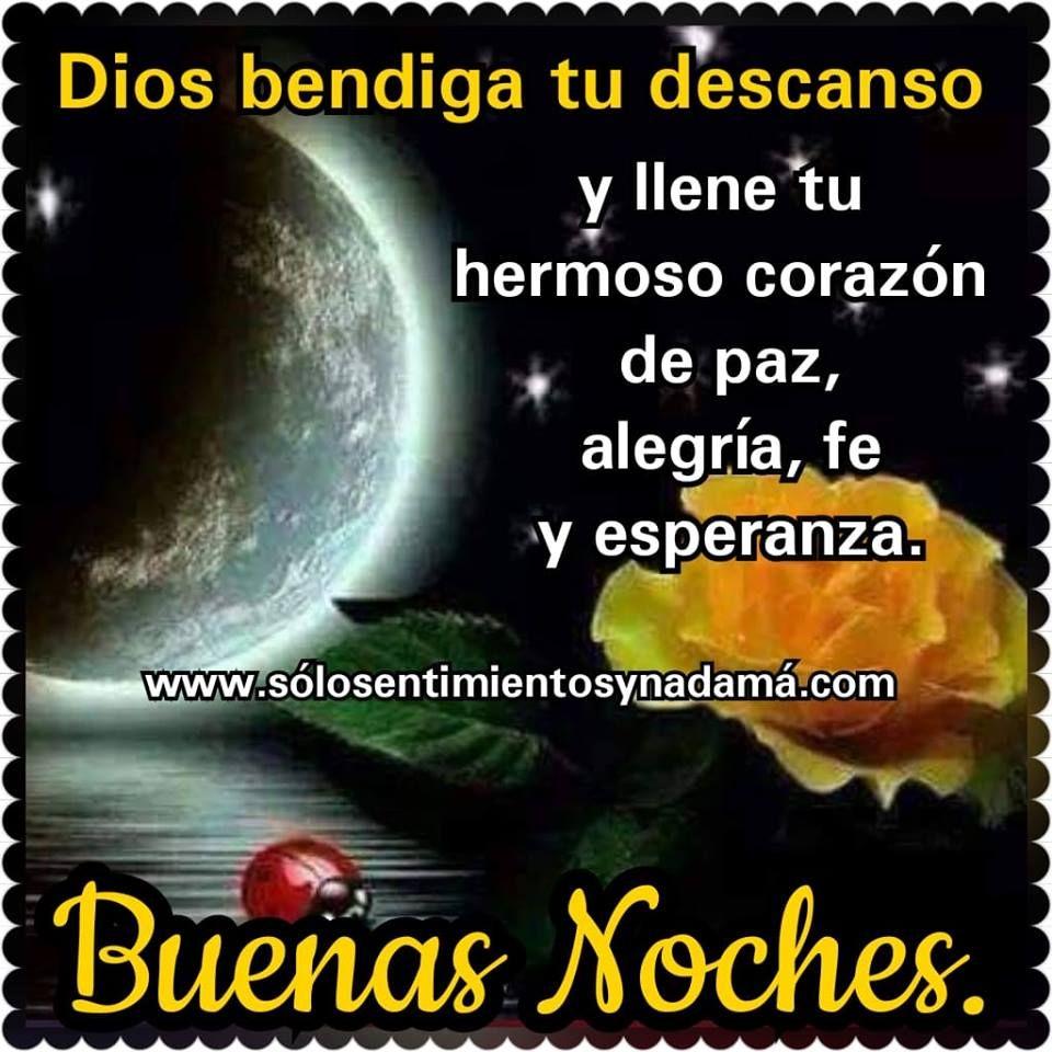 Dios Bendiga Tu Descanso Y Llene Tu Hermoso Corazon De Paz Dios
