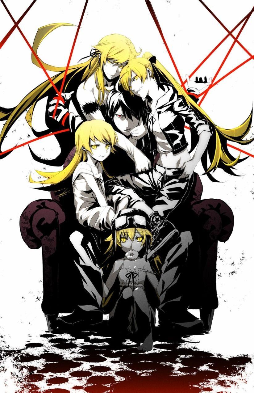 化物語 完全無料画像検索のプリ画像 Anime Manga Anime Anime Characters