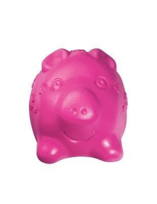 DOG TOYS - RUBBER AND PLASTIC - TUFF 'N LITE PIG - SMALL - KONG COMPANY - UPC: 35585343020 - DEPT: DOG PRODUCTS