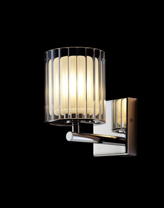 b90423d9f7f3 Flute wall lights in 2019 | lighting bathroom | Wall lights ...