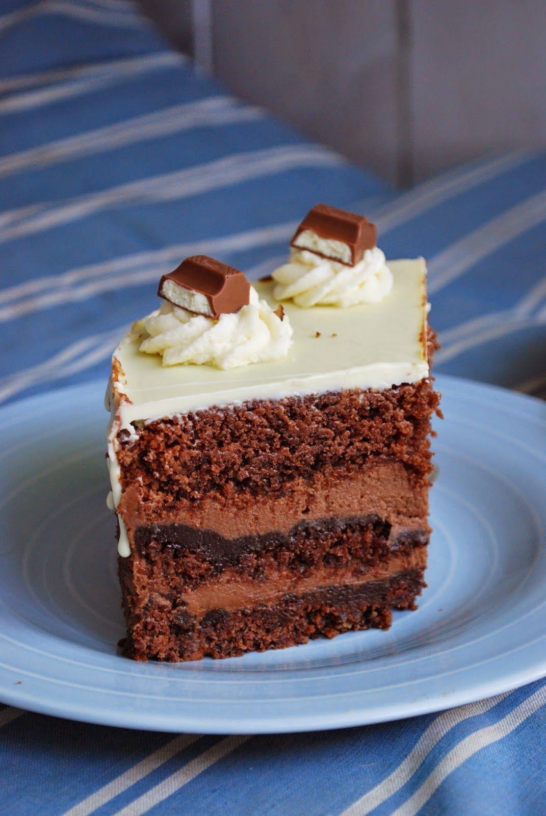 kinder schokolade torte kinder schokolade schokolade. Black Bedroom Furniture Sets. Home Design Ideas
