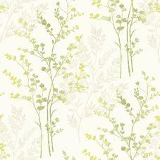 Arthouse Imagine Fern Motif Green Wallpaper From Wilkocouk Home