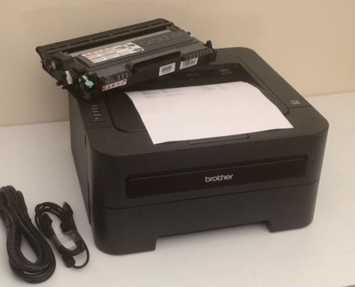 Brother Hl 2270dw Laser Printer Wireless Wifi Used Toner Drum Included