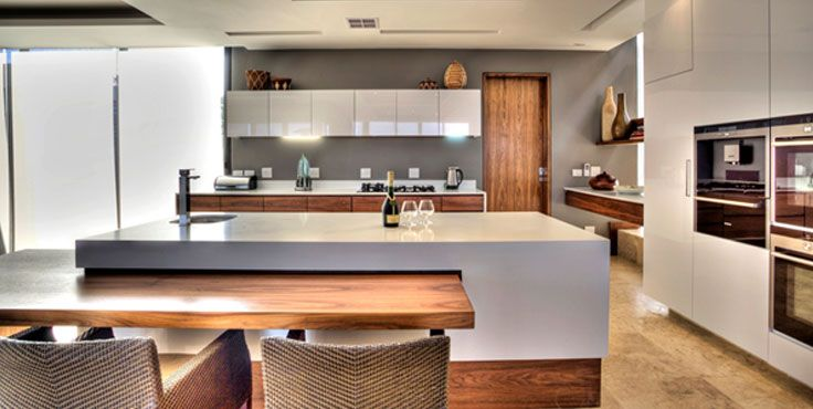 This Kitchen Features A Number Of 2014 Trends  Can You Spot Them Adorable Modern Kitchen Design Trends 2012 Review