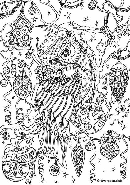 Pin by Courtney Lane on adult coloring pages Pinterest Christmas - best of easy coloring pages for christmas