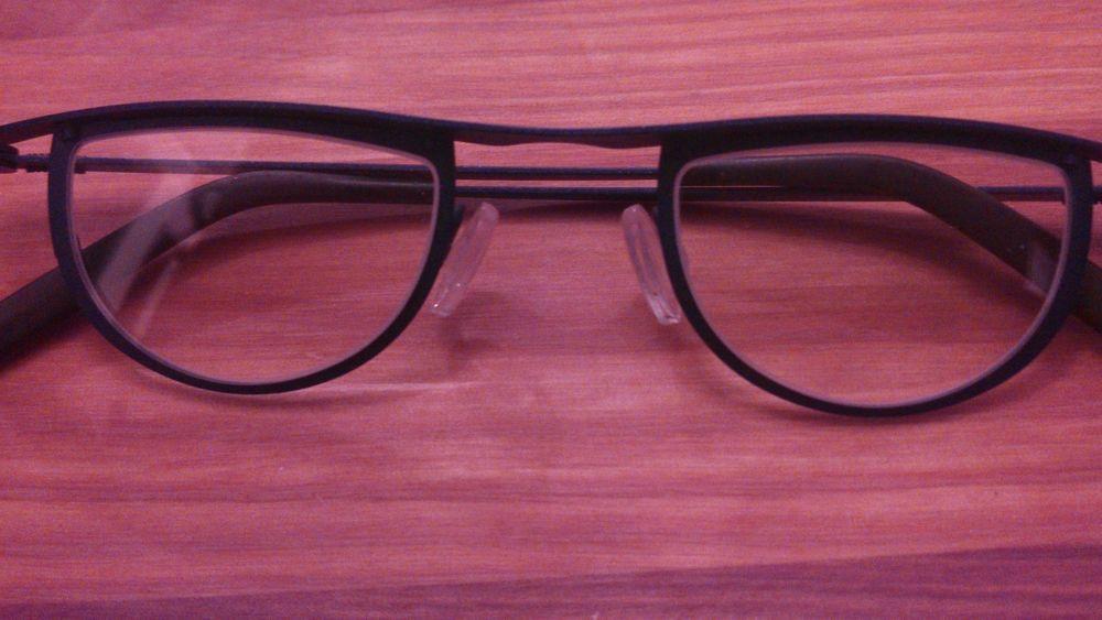 2e27c79ef4 Designer Eyeglass Frames Theo july 222 Burned Shadow Mat Metallic Shiny  Purple