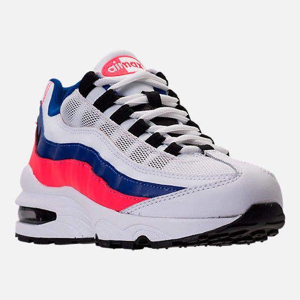 big sale 6e2f8 e139d Nike Boys Grade School 95 Casual Shoes