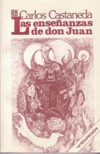 Las Enseñanzas De Don Juan Carlos Castaneda Book Worth Reading Comic Book Cover