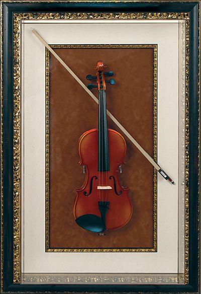 Three Tips For Caring For Your Framed Art Violin Custom Framing