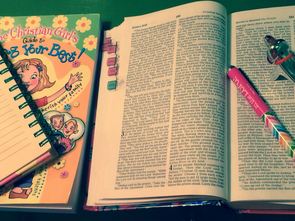 No bible, no breakfast ⛪️