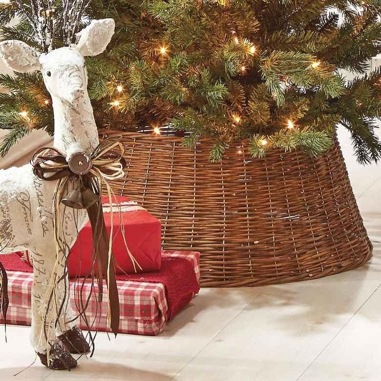 Decorations De Noel A L Americaine Plus De 50 Idees Super A Reproduire Decoration Noel Deco Noel Et Sapin Decoration