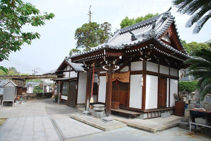 Gianji Temple, Matsuyama