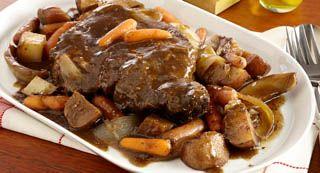 Slow Cookers Red Wine Pot Roast Recipe Pot Roast Seasoning Pot