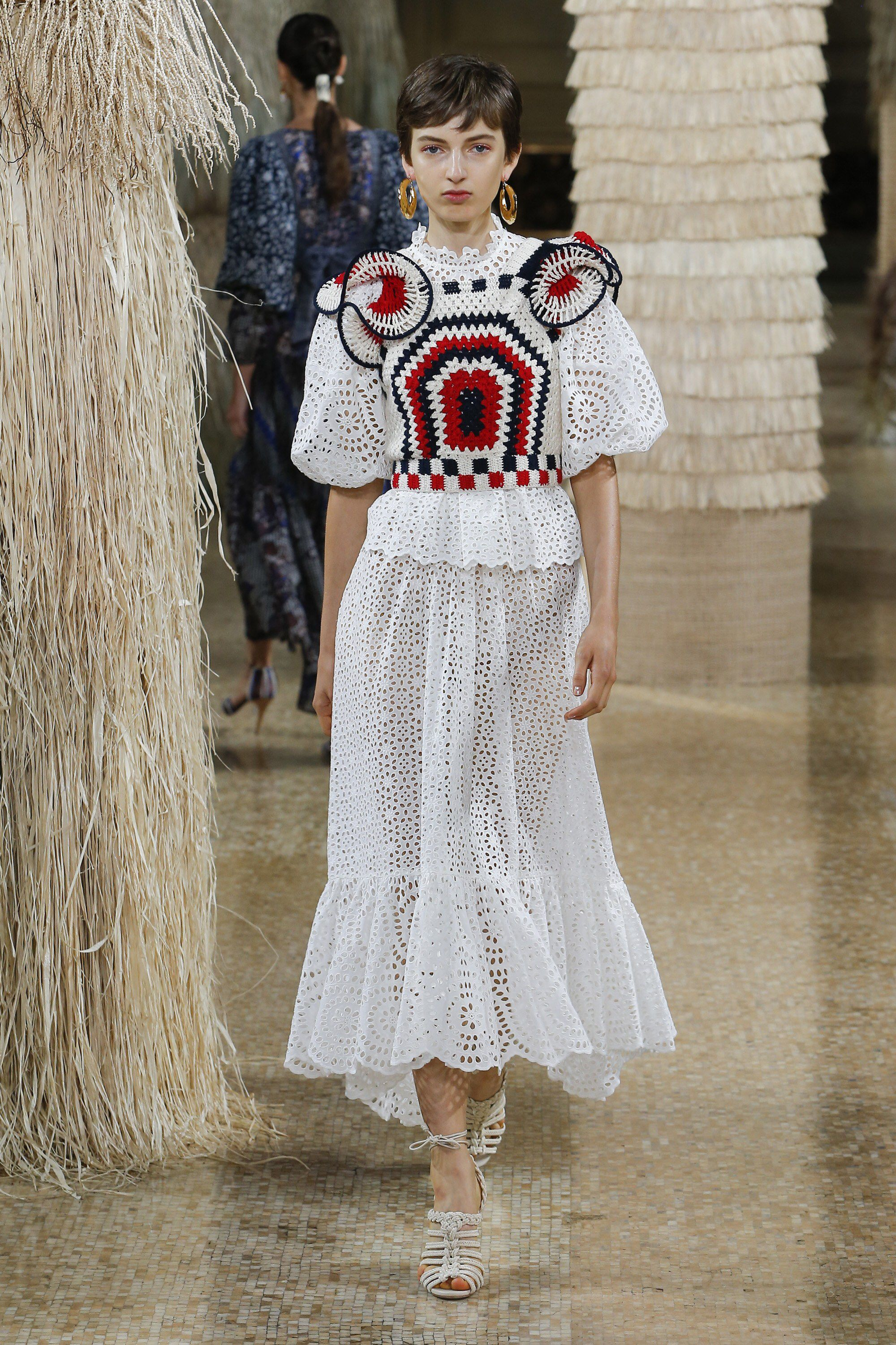 9c286ab2195 Ulla Johnson Spring 2019 Ready-to-Wear Fashion Show Collection  See the  complete Ulla Johnson Spring 2019 Ready-to-Wear collection. Look 15