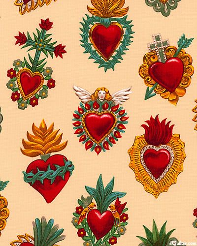 dig this: sacred hearts