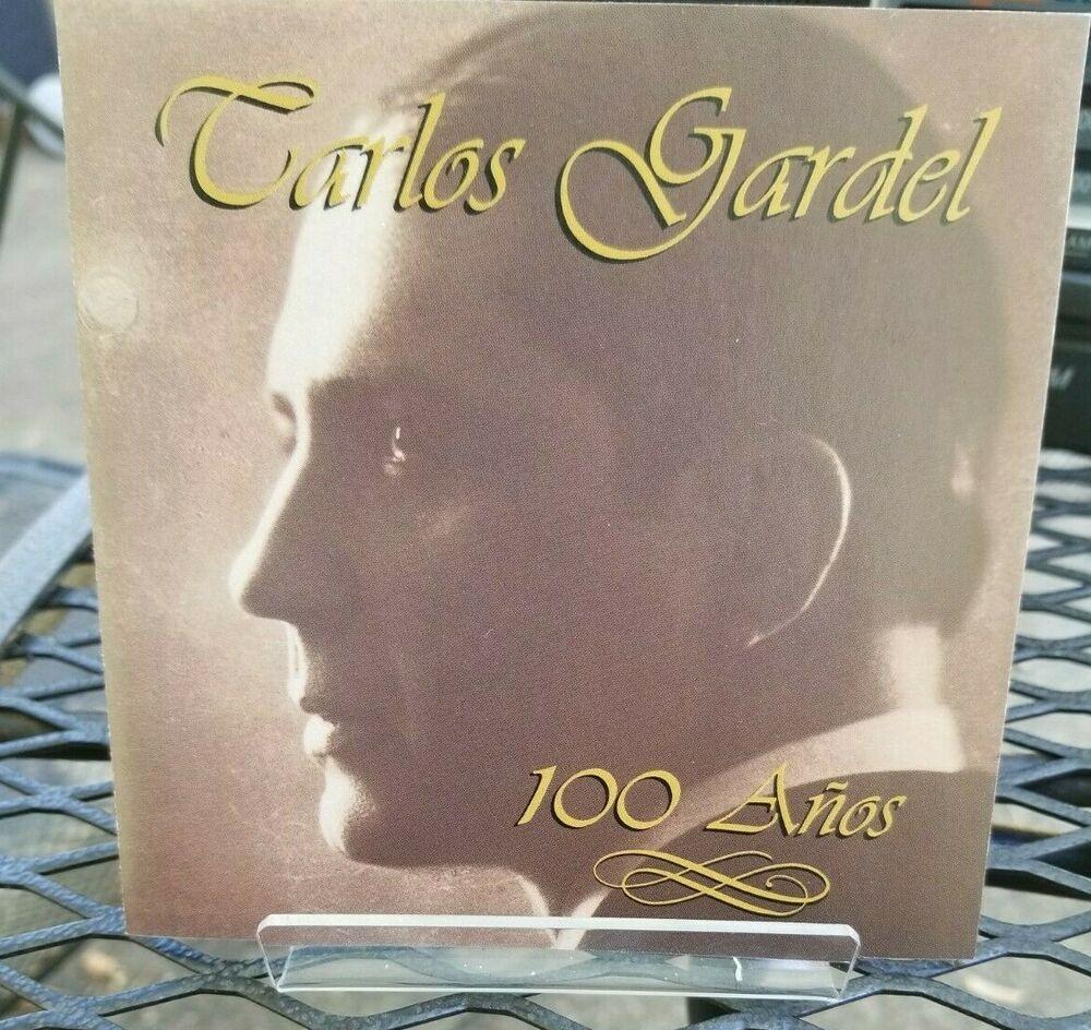 CARLOS GARDEL CD 100 ANOS