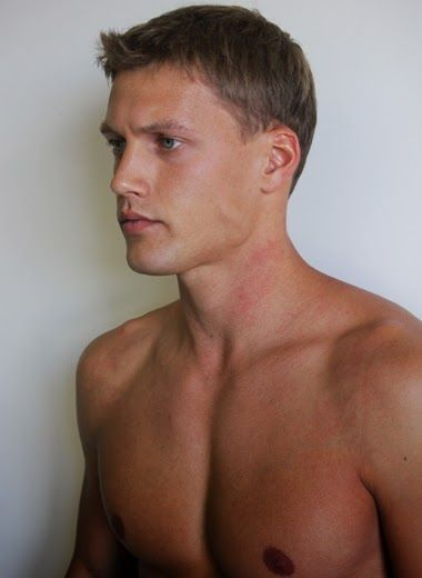 Hot russian male