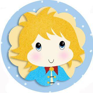 Papelando Kits Gratis Pequeno Principe Festa Pequeno Principe