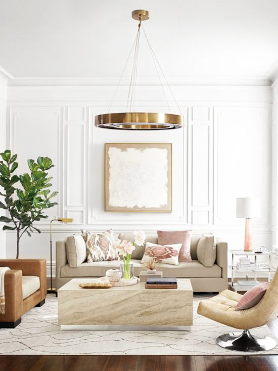Trending now modern led lighting h o m e pinterest traditional living room with modern led chandelier on thou swell thouswellblog aloadofball Image collections