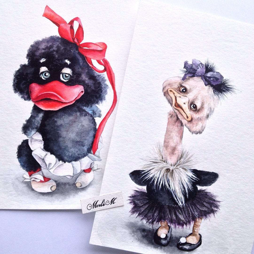 marlim3 Lebedeva Marina JadaGram Рисунки, Иллюстрации